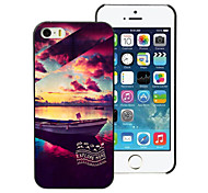 Explore More Design PC Hard Case for iPhone 4/4S