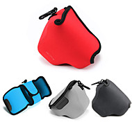 Dengpin Neoprene Soft Camera Protective Case Bag Pouch for Canon PowerShot SX530 HS SX520 HS (Assorted Colors)