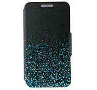 For Huawei Case / P8 / P8 Lite Flip Case Full Body Case Color Gradient Hard PU Leather HuaweiHuawei P8 / Huawei P8 Lite / Huawei P7 /