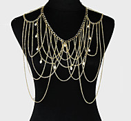 Women's Fashion Alloy Body Chain