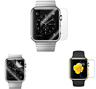 2 PCS 42MM Diamond Shining Screen Protector with Anti-Bubble & Anti-Fingerprint for Apple Watch (0.3 mm)