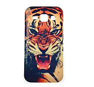 Tiger Painting TPU Case for Samsung Galaxy J1