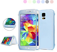 Cool Clamshell Free Translation Touch Screen All Inclusive Phone Case for Samsung S5 I9600 (Assorted Colors)
