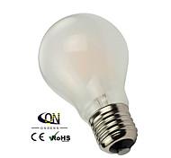 1 pezzo ONDENN E26/E27 6 COB 600 LM Bianco caldo A60(A19) edison Vintage Lampadine LED a incandescenza AC 220-240 / AC 110-130 V