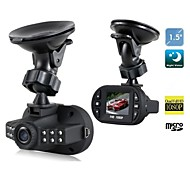 1.5'' TFT Full HD 1080P Car Dvr Camcorder with 12-LED IR Night Vision
