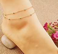 Fashion Temperament Anklets