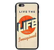 Leben zu Design PC harter Fall für iphone 5c leben