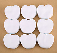 New 500PCS Nail Polish Remover Cotton Nail Art Clean Cotton Nail Tips Remover Pads Salon Manicure Tools