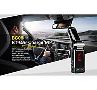 Freisprecheinrichtung Bluetooth Car Kit Wireless 3.0 Lautsprecher Lenkrad für iphone 6 und 5s samsung galaxy s5 s6 Note 4 3 2