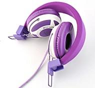 Ecouteurs - Avec fil - Casques (Bandeaux) - avec Avec Microphone/Sports - Téléphone portable