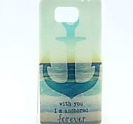 The Sea Life Pattern TPU Soft Cover for Galaxy Alpha G850