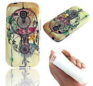 a pintura caso tpu coletor ideal para Samsung Galaxy S3 mini-i8190n