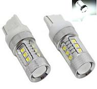Luces Decorativas Decorativa dingyao T20 50W 14LED LED de Alta Potencia 1200 LM Blanco Fresco DC 12 / DC 24 V 1 pieza