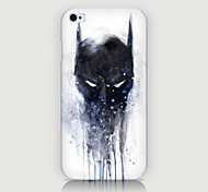 Animal Head Pattern Back Case for iPhone4/4S