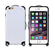 iPhone 6 Plus compatible Solid Color Back Cover