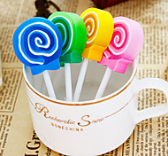 Creative Lollipop Eraser(Random Color)