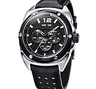 Men's fashion leather watch(Assorted Colors)