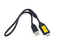 USB 2.0 Data Cable for Samsung Cameras SUC-C3 C5 C7 PL120/st200/ST80 ST600/ST700