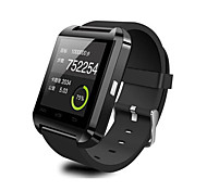 "Uwatch U8 Plus Wearable 1.44"" Touch Screen Smart Watch Phone w/ Bluetooth & Pedometer"