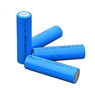 6800mAh 3.7V 18650 Rechargeable Lithium Ion Battery (4pcs)
