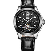BOS Men's Mechanical Watches Water Resistant  Business Style  Dress Watch