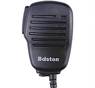 Baiston BST-008 Handheld Microphone for Walkie Talkie - Black