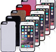 The Specially Designed Back Cover for iPhone 6 (Assorted Color)