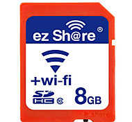 ez Share 8GB SD Card Wifi scheda di memoria Class10