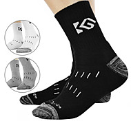 Coolchange Men's Sport Socks Breathable Free Size Camping & Hiking/Climbing/Cycling