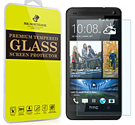 Mr.northjoe® Tempered Glass Film Screen Protector for HTC One M7