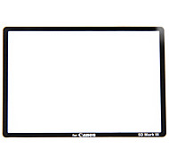NiceFoto Proof Glass Protection Screen for Canon 5DMark III Ultrathin HD Screen Protecting Film Electrostatic Adsorption