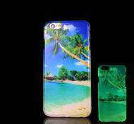 Landscape Pattern Glow in the Dark Case for iPhone 6 Cover