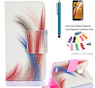 Compatible Accessories Bundle Includes HD Screen Protector and Fishbone and Stylus for Huawei Mate 7