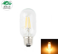 Zweihnder E27 4W 350LM 2700-3000K 4xLEDs Warm Light Tungsten Filament Lamp (new products,AC 220-240V,1Pcs)