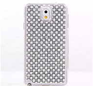TPU Material Grinding Diamond Transparent Case for Samsung Galaxy  Note 3 (Assorted Colors)