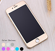 ENKAY 0.26mm 9H 2.5D Explosion-Proof Anti-dust Tempered Glass Full Screen Protector for iPhone 6S/6