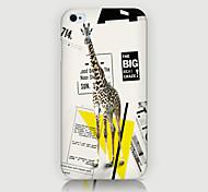jirafa modelar de nuevo caso para iphone4 / 4s