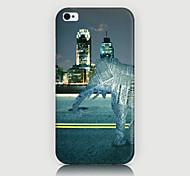 patrón de paisaje urbano de nuevo caso para iphone4 / 4s