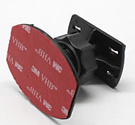 3M Adhesive Tape Car Mount Hold Stand for GPS / Sport DV / Digital Camera - Black
