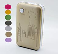 9000mAh banca di potere di stile babysbreath in / 6plus / 5 / 5s / 5 e altri dispositivi mobili di Samsung s4 iPhone6