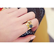 Alloy Ring Midi Rings Party/Sports 1pc Promis rings for couples