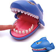 Educational Educational Toy Tuba Family Friends Emitting Sound Bite The Hand Fish Biting Entire Toy (2 x AA)