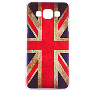 British Flag Pattern PC Hard Case for Samsung Galaxy A5