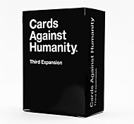 Cards Third Expansion A Party Game for Horrible People