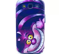 For Samsung Galaxy Case Pattern Case Back Cover Case Cat TPU Samsung S3