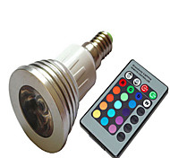 1 pcs  E14 5 W X High Power LED 450-860 LM 2800-3500/6000-6500 K Color-Changing Dimmable Spot Lights AC 220V