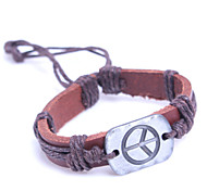 The 2015 Peace Accord Fashionable Alloy Bracelet