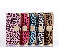 Electroplating Leopard Fashion Mobile Phone Cases for HTC M9 (Assorted Colors)