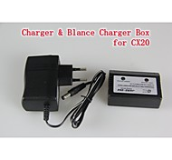 CX-20-014 Charger & Blance Charger Box for Cheerson CX20 RC Quadcopter Parts