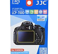 JJC LCP-700D Special Foil Screen Film Camera for Canon 700D 650D Screen